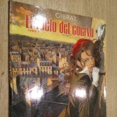 Cómics: EL VUELO DEL CUERVO 1 GIBRAT NORMA 2002 TOMO I. Lote 133684322