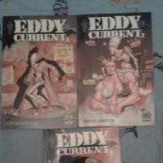 Cómics: EDDY CURRENT: TED MCKEEVER: COMPLETA EN 3 TOMOS: NORMA. Lote 27753188