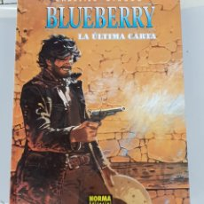 Cómics: BLUEBERRY Nº 24 : LA ULTIMA CARTA - CHARLIER - GIRAUD / NORMA. Lote 133746702