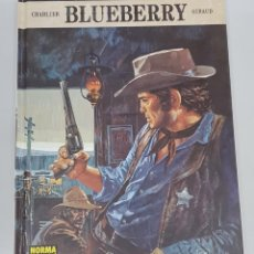 Cómics: BLUEBERRY INTEGRAL 2 - CHARLIER - GIRAUD / NORMA. Lote 133747546