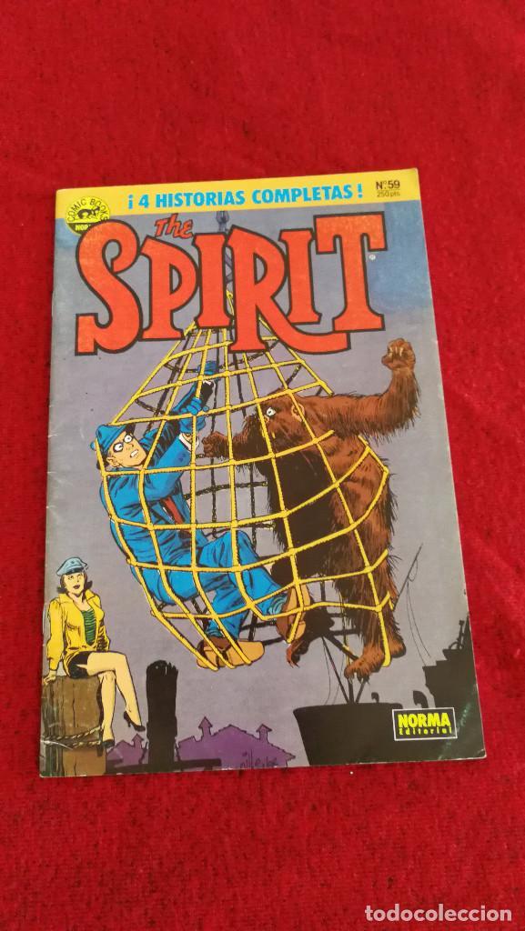 Cómics: SPIRIT COMICS EDITORIAL NORMA LOTE DE 6 NUMEROS, MUY BUEN ESTADO - Foto 2 - 133890726