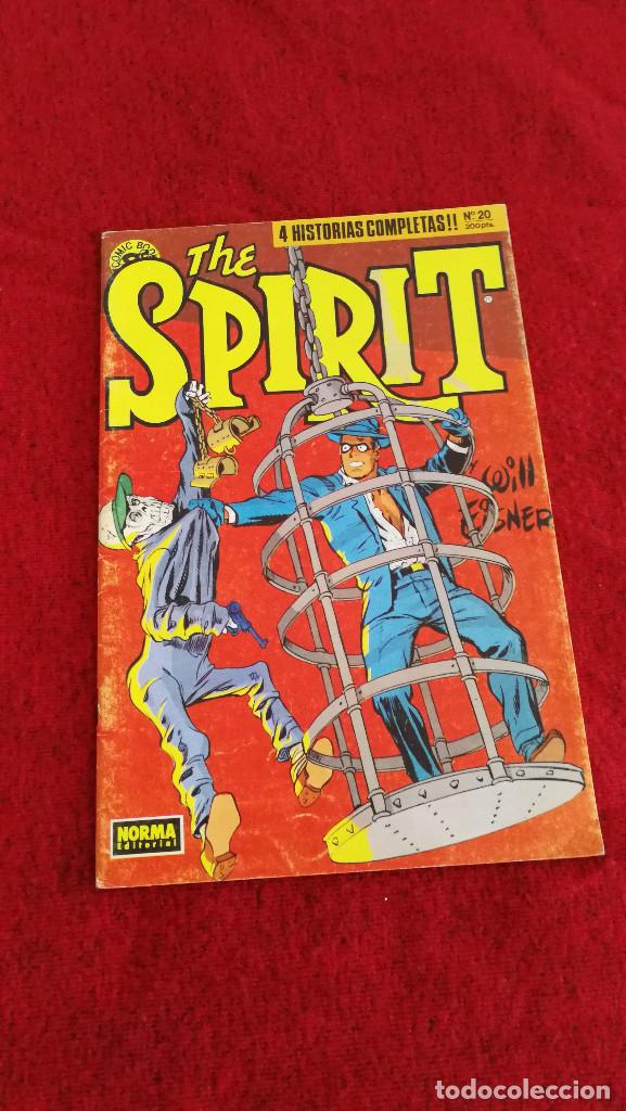 Cómics: SPIRIT COMICS EDITORIAL NORMA LOTE DE 6 NUMEROS, MUY BUEN ESTADO - Foto 3 - 133890726