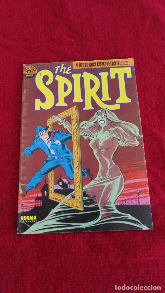 Cómics: SPIRIT COMICS EDITORIAL NORMA LOTE DE 6 NUMEROS, MUY BUEN ESTADO - Foto 4 - 133890726