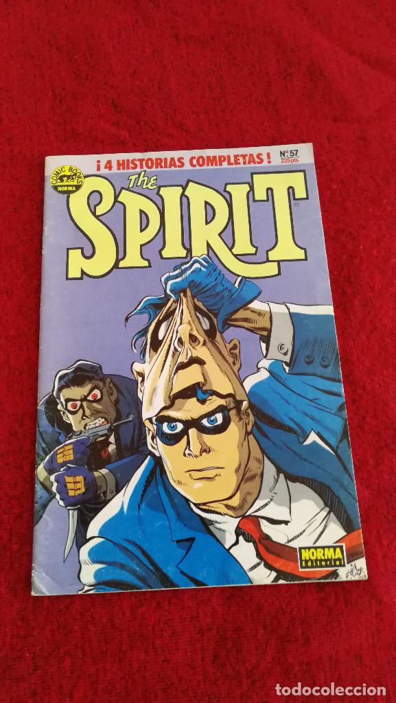 Cómics: SPIRIT COMICS EDITORIAL NORMA LOTE DE 6 NUMEROS, MUY BUEN ESTADO - Foto 5 - 133890726
