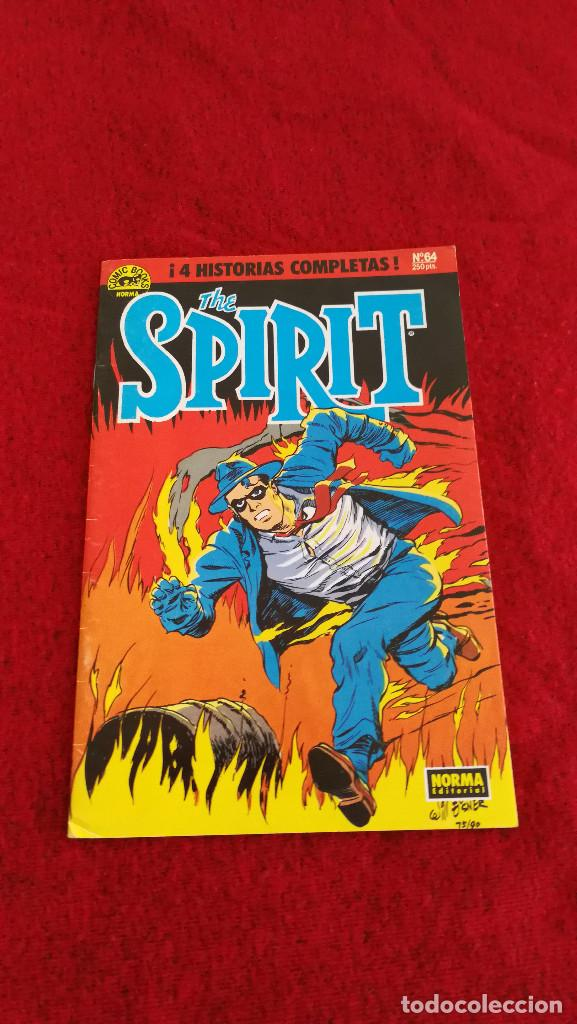 Cómics: SPIRIT COMICS EDITORIAL NORMA LOTE DE 6 NUMEROS, MUY BUEN ESTADO - Foto 6 - 133890726