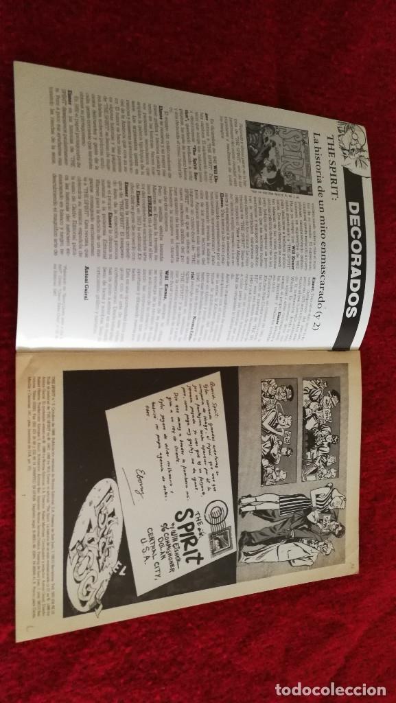 Cómics: SPIRIT COMICS EDITORIAL NORMA LOTE DE 6 NUMEROS, MUY BUEN ESTADO - Foto 7 - 133890726