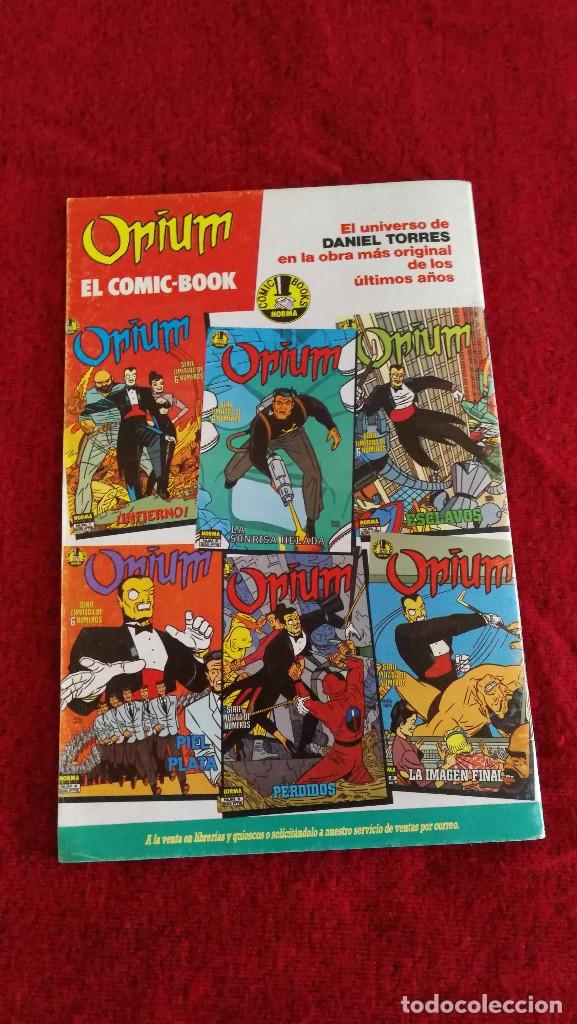 Cómics: SPIRIT COMICS EDITORIAL NORMA LOTE DE 6 NUMEROS, MUY BUEN ESTADO - Foto 9 - 133890726