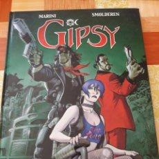 Cómics: GIPSY N°4 - LOS OJOS NEGROS ( NORMA EDITORIAL). Lote 133893169