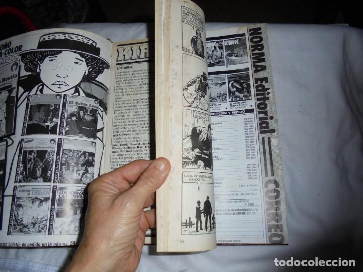 Cómics: SARGENTO KIRK TOMO CON 6 NUMEROS DEL Nº 7 AL 12 INCLUIDO.-1982 - Foto 3 - 133969402