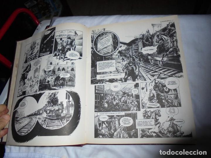 Cómics: SARGENTO KIRK TOMO CON 6 NUMEROS DEL Nº 7 AL 12 INCLUIDO.-1982 - Foto 4 - 133969402