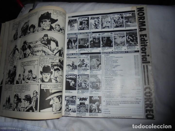 Cómics: SARGENTO KIRK TOMO CON 6 NUMEROS DEL Nº 7 AL 12 INCLUIDO.-1982 - Foto 5 - 133969402