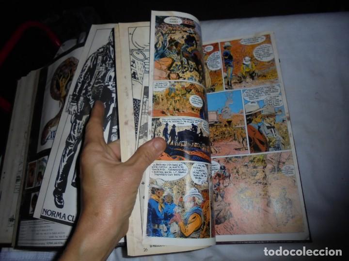 Cómics: SARGENTO KIRK TOMO CON 6 NUMEROS DEL Nº 7 AL 12 INCLUIDO.-1982 - Foto 11 - 133969402