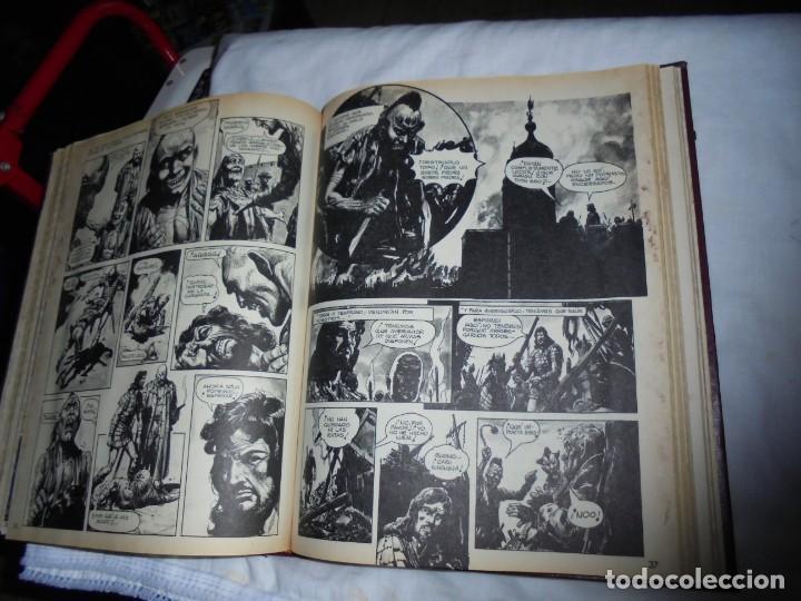 Cómics: SARGENTO KIRK TOMO CON 6 NUMEROS DEL Nº 7 AL 12 INCLUIDO.-1982 - Foto 14 - 133969402