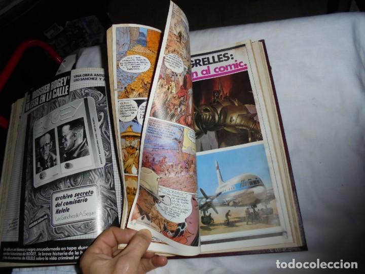 Cómics: SARGENTO KIRK TOMO CON 6 NUMEROS DEL Nº 7 AL 12 INCLUIDO.-1982 - Foto 17 - 133969402