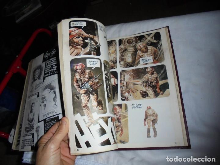 Cómics: SARGENTO KIRK TOMO CON 6 NUMEROS DEL Nº 7 AL 12 INCLUIDO.-1982 - Foto 20 - 133969402