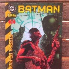 Cómics: BATMAN, TIERRA DE NADIE Nº 10 (DE 25) NORMA EDITORIAL AÑO 2001.. Lote 45709748