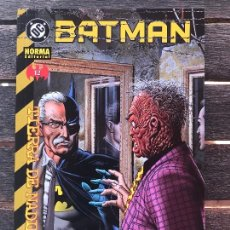 Cómics: BATMAN, TIERRA DE NADIE Nº 12 (DE 25) NORMA EDITORIAL AÑO 2002.. Lote 45710487