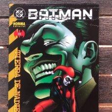 Cómics: BATMAN, TIERRA DE NADIE Nº 18 (DE 25) NORMA EDITORIAL AÑO 2002.. Lote 45710712
