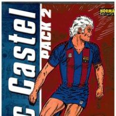 Cómics: ERIC CASTEL. - PACK 2 CON 8 TOMOS NºS.-8 AL 15 -. NUEVO,SIN ABRIR. NORMA.. Lote 134043998