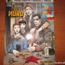 Cómics: EL MURO. PIERRE CHRISTIN. NORMA EDITORIAL. Lote 134062214