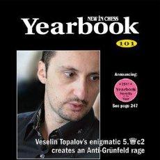 Cómics: AJEDREZ. CHESS. YEARBOOK 101 - THE NIC EDITORIAL TEAM (CARTONÉ). Lote 134062590