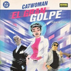 Cómics: CATWOMAN – EL GRAN GOLPE. Lote 134068586