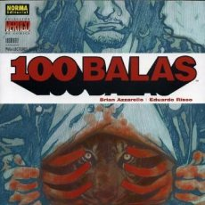 Cómics: 100 BALAS INSTINTO - COL. VERTIGO Nº 280 - NORMA - IMPECABLE - OFI15. Lote 134088666