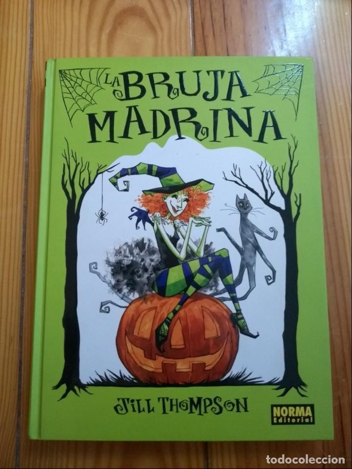 LA BRUJA MADRINA - JILL THOMPSON D2 (Tebeos y Comics - Norma - Comic USA)