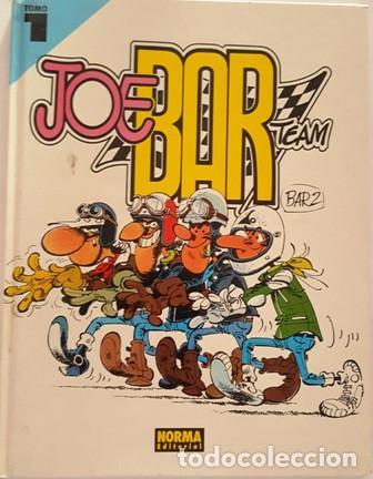 JOE BAR TEAM - BAR 2 - TOMO 1 - (Tebeos y Comics - Norma - Otros)