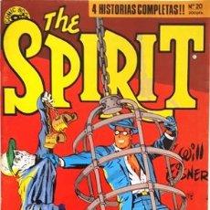 Cómics: THE SPIRIT Nº 20 - 4 HISTORIAS COMPLETAS - NORMA - ENERO DE 1990 -. Lote 134223510