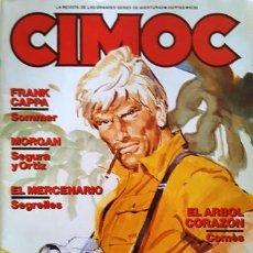 Cómics: REVISTA DE AVENTURAS CIMOC Nº 86 - . Lote 134223706