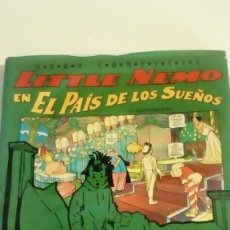 Cómics: LITTLE NEMO EN EL PAIS DE LOS SUEÑOS POR WINSOR MCCAY VOLUMEN 1 - 1905-1907. Lote 134407646