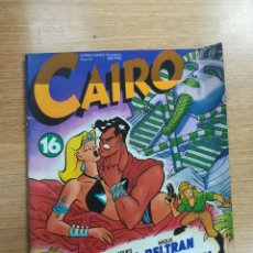 Cómics: CAIRO #16. Lote 134505226