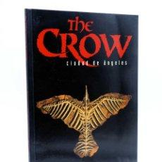 Cómics: THE CROW CIUDAD DE ÁNGELES. ADAPTACIÓN OFICIAL (JOHN WAGNER / DEAM ORMSTON) NORMA, 1996. OFRT. Lote 147349269