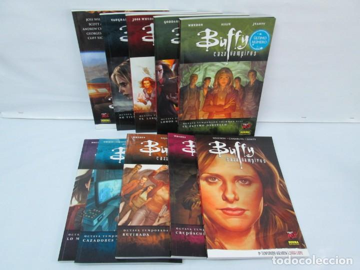 Cómics: BUFFY CAZAVAMPIROS. JOSS WHEDON. GEORGE JEANTY. EDITORIAL NORMA. Nº71,78,82,90,93,97,114,119,126,132 - Foto 1 - 134811262