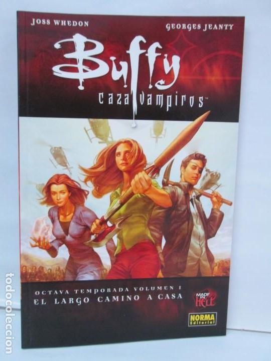 Cómics: BUFFY CAZAVAMPIROS. JOSS WHEDON. GEORGE JEANTY. EDITORIAL NORMA. Nº71,78,82,90,93,97,114,119,126,132 - Foto 10 - 134811262