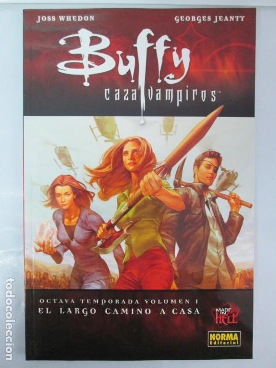 Cómics: BUFFY CAZAVAMPIROS. JOSS WHEDON. GEORGE JEANTY. EDITORIAL NORMA. Nº71,78,82,90,93,97,114,119,126,132 - Foto 11 - 134811262
