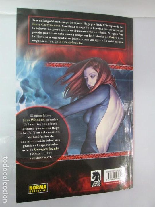 Cómics: BUFFY CAZAVAMPIROS. JOSS WHEDON. GEORGE JEANTY. EDITORIAL NORMA. Nº71,78,82,90,93,97,114,119,126,132 - Foto 19 - 134811262