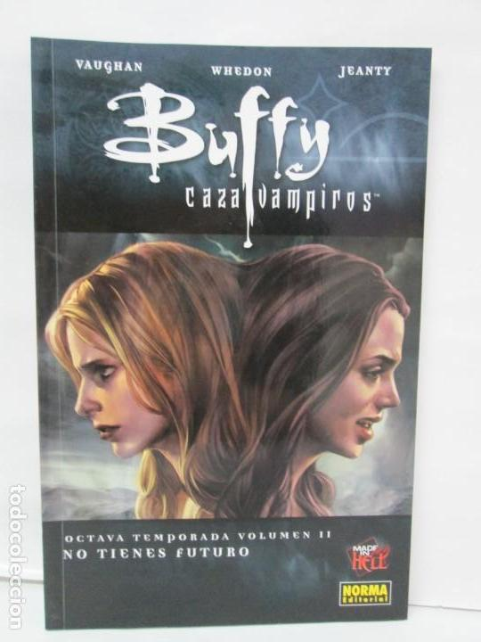 Cómics: BUFFY CAZAVAMPIROS. JOSS WHEDON. GEORGE JEANTY. EDITORIAL NORMA. Nº71,78,82,90,93,97,114,119,126,132 - Foto 20 - 134811262