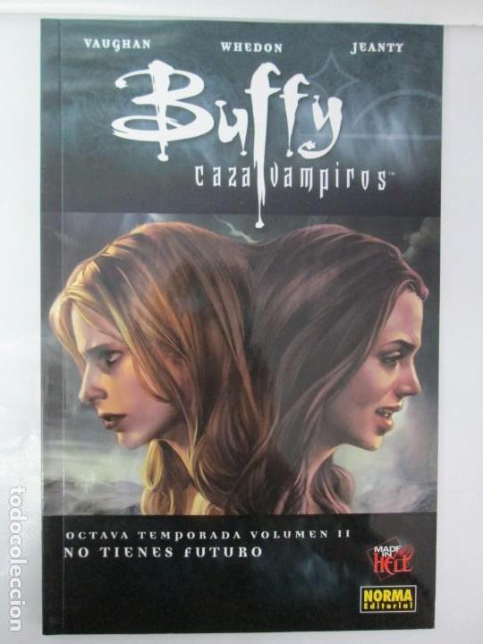 Cómics: BUFFY CAZAVAMPIROS. JOSS WHEDON. GEORGE JEANTY. EDITORIAL NORMA. Nº71,78,82,90,93,97,114,119,126,132 - Foto 21 - 134811262
