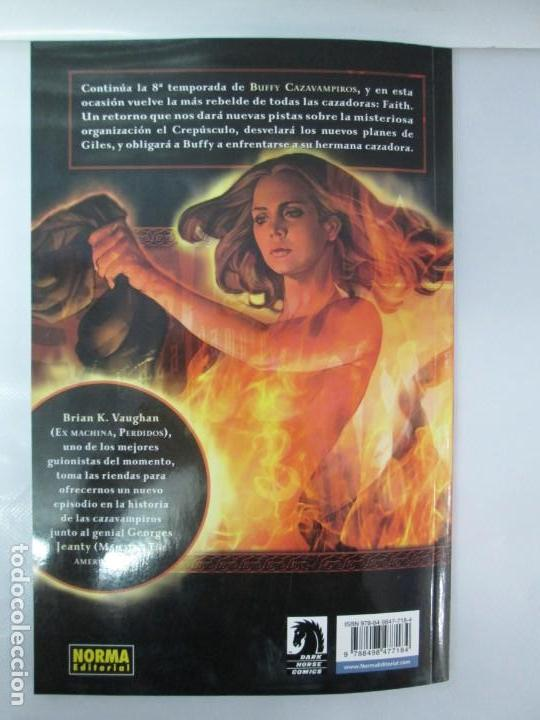 Cómics: BUFFY CAZAVAMPIROS. JOSS WHEDON. GEORGE JEANTY. EDITORIAL NORMA. Nº71,78,82,90,93,97,114,119,126,132 - Foto 30 - 134811262