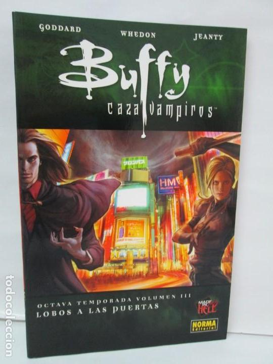 Cómics: BUFFY CAZAVAMPIROS. JOSS WHEDON. GEORGE JEANTY. EDITORIAL NORMA. Nº71,78,82,90,93,97,114,119,126,132 - Foto 31 - 134811262