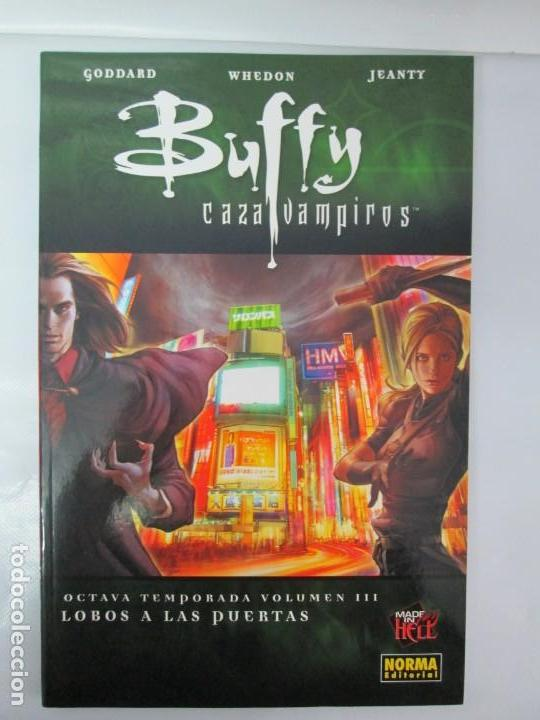 Cómics: BUFFY CAZAVAMPIROS. JOSS WHEDON. GEORGE JEANTY. EDITORIAL NORMA. Nº71,78,82,90,93,97,114,119,126,132 - Foto 32 - 134811262