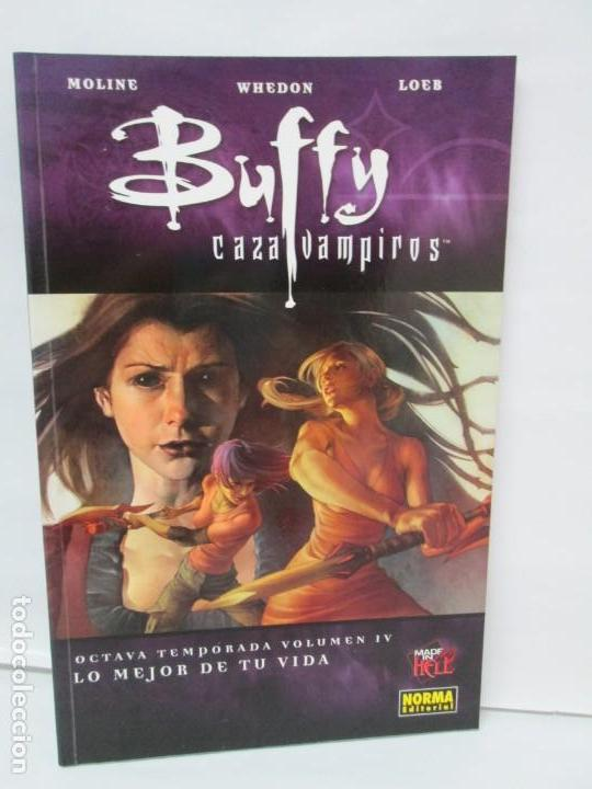 Cómics: BUFFY CAZAVAMPIROS. JOSS WHEDON. GEORGE JEANTY. EDITORIAL NORMA. Nº71,78,82,90,93,97,114,119,126,132 - Foto 42 - 134811262