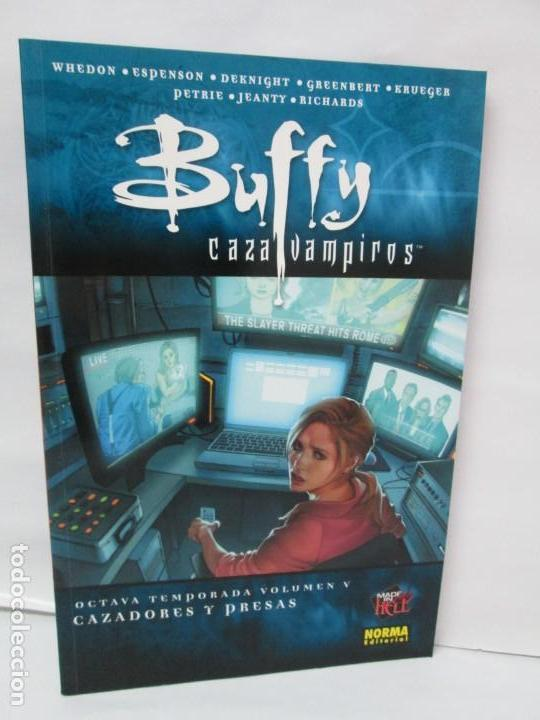 Cómics: BUFFY CAZAVAMPIROS. JOSS WHEDON. GEORGE JEANTY. EDITORIAL NORMA. Nº71,78,82,90,93,97,114,119,126,132 - Foto 52 - 134811262