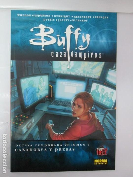 Cómics: BUFFY CAZAVAMPIROS. JOSS WHEDON. GEORGE JEANTY. EDITORIAL NORMA. Nº71,78,82,90,93,97,114,119,126,132 - Foto 53 - 134811262
