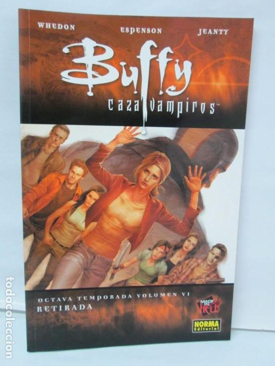 Cómics: BUFFY CAZAVAMPIROS. JOSS WHEDON. GEORGE JEANTY. EDITORIAL NORMA. Nº71,78,82,90,93,97,114,119,126,132 - Foto 63 - 134811262