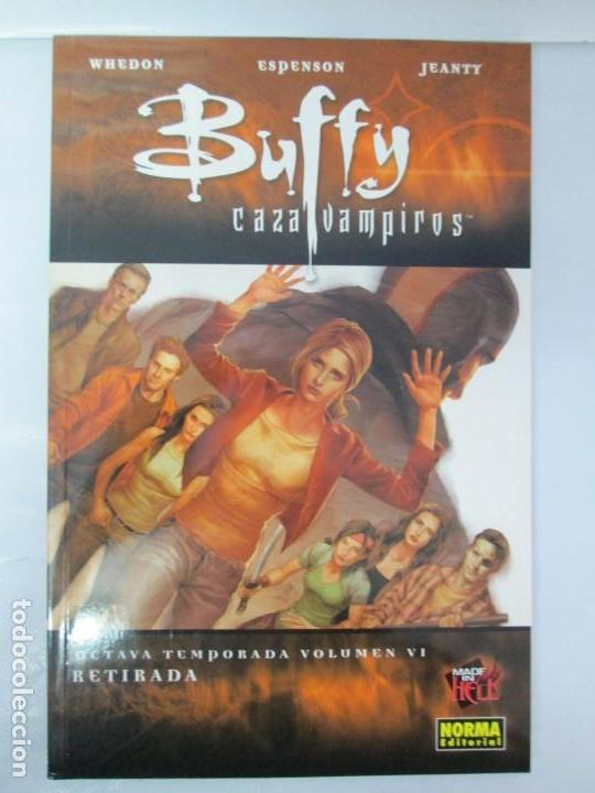 Cómics: BUFFY CAZAVAMPIROS. JOSS WHEDON. GEORGE JEANTY. EDITORIAL NORMA. Nº71,78,82,90,93,97,114,119,126,132 - Foto 64 - 134811262