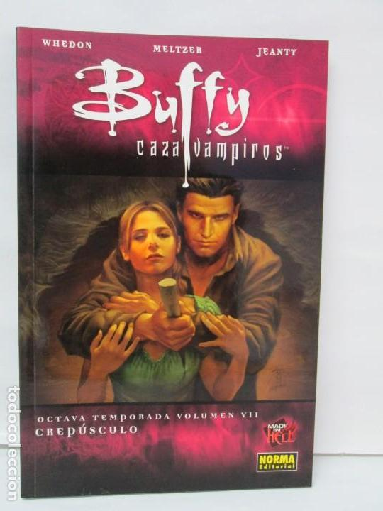 Cómics: BUFFY CAZAVAMPIROS. JOSS WHEDON. GEORGE JEANTY. EDITORIAL NORMA. Nº71,78,82,90,93,97,114,119,126,132 - Foto 74 - 134811262