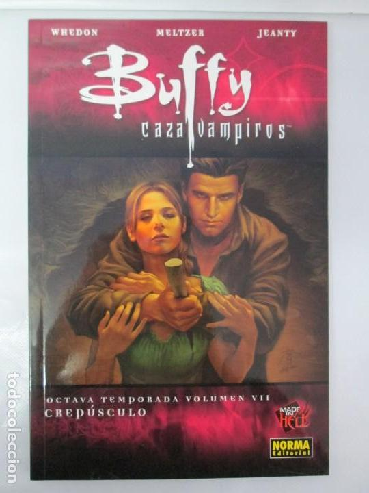 Cómics: BUFFY CAZAVAMPIROS. JOSS WHEDON. GEORGE JEANTY. EDITORIAL NORMA. Nº71,78,82,90,93,97,114,119,126,132 - Foto 75 - 134811262